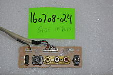 Philips 50PFP5332D/37 Side Inputs 3139 123 6135.1