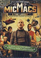 NEW DVD // MICMACS - A TIRE-LAGIROT //   Dany Boon, André Dussollier, Nicolas Ma