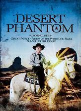 Desert Phantom/Ghost Patrol/Riders of the Whistling Skull/Sunset on the...