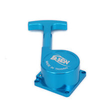 Alum R020 Pull Starter For RC Vertex 16 18 SH 21 Engine HSP Redcat Axial Blue