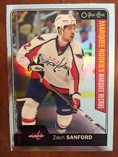 2016-17 UD Hockey Series 2 Opee Chee Marquee RC Zach Sanford #673 Silver