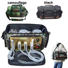 Portable Dental Unit Backpack Style Air Compressor Suction Triplex Syringe BD401