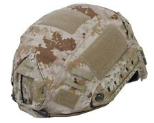 Amry Tactical Paintball Airsoft Helmet Cover Fast PJ BJ MH AOR1 Base Jump