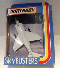 Matchbox Skybusters SB27 Harrier Jump Jet Pre-production Model (my Ref or 142A)