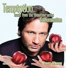 Temptation: Music From The Showtime Series Californication by Various Artists...
