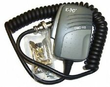DMC110 4 Pin Uniden Cobra CB Radio Microphone with Hanger Clip