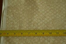 "By-the-Half-Yard, 44"", Tan on Tan Better-Cotton, Peter Pan, M4456"
