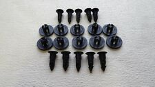 10X SKODA FABIA CITIGO RAPID OCTAVIA DOOR BODY TRIM CLIPS 7-8MM