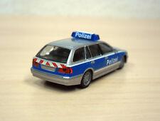 """Herpa - BMW 5er Touring (E39) """"Polizei Brandenburg""""  - Nr. 045711 - 1:87"""
