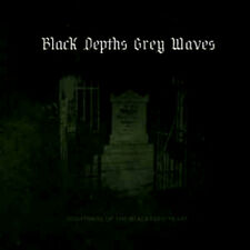 Black Depths Grey Waves - Nightmare Of The Blackened Heart (USA), CD (Ambient)