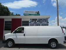 Chevrolet: Express 2500 Ext Van