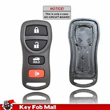 NEW Keyless Entry Key Fob Remote For a 2004 Infiniti G35 CASE ONLY 4BTN
