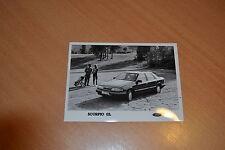 PHOTO DE PRESSE ( PRESS PHOTO ) Ford Scorpio GL F0144