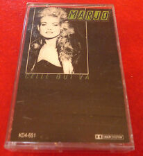 Cassette Audio Marjo Celle Qui Va ! Trans-Canada Records
