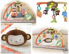 Fisher Price My Little Snugamonkey Ultra Comfort Musical Gym NEW
