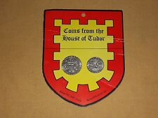 HERITAGE COINS FROM THE HOUSE OF TUDOR 2  COINS