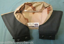 GENUINE US ARMY GATOR HAWK DCU/DESERT CAMO ARMOUR YOKE AND COLLAR WITH KEVLAR.
