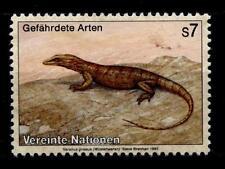 Reptilien. Wüstenwaran. 1W. UNO Wien 1993