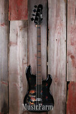 ESP LTD Frank Bello Anthrax FBATL Among the Living 4 String Electric Bass Guitar