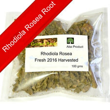 RHODIOLA ROSEA ROOT (GOLDEN ROOT)  WILD HARVESTED FROM ALTAI MOUNTAINS 100gms