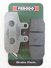 FERODO PASTIGLIE FRENO ANTERIORE PER HM HONDA ITALIA XL 125 R2 125 1987
