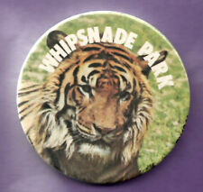 Whipsnade Park - Tiger -- Button badge 1980's