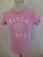 T-shirt Abercrombie & Fitch Rose Taille S à - 53%