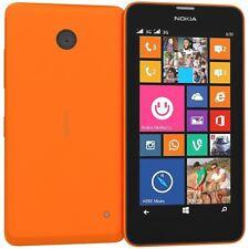 Nokia Lumia 635 8GB Naranja (Desbloqueado) 4G Smartphone condición Nueva + Garantía