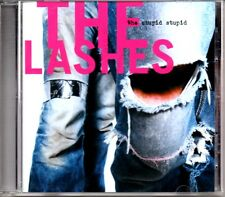 THE LASHES - THE STUPID STUPID - LOOKOUT RECORDS - 2004 4 TRACK CD SINGLE - MINT