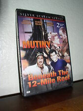 Beneath the 12-Mile Reef / Mutiny: 2 Feature Films (DVD, 2008)