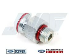 Ford 7.3 Powerstroke Diesel HPOP High Pressure Oil Pump Fitting Quick Disconnect
