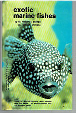 Exotic Marine Fishes by Dr. Herbert R. Axelrod, Dr. Cliff W. Emmens - 8th editio
