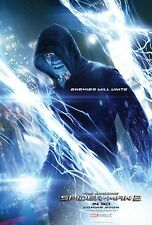 The Amazing Spiderman 2 (2014) Movie Poster (24x36) - Jamie Foxx, Electro