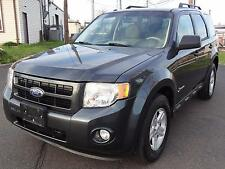 Ford: Escape HYBRID AWD 4WD LIKE NEW TIRES! 2ND-OWNER! CLEAN CARFAX!