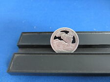 2010-S Yellowstone SILVER Quarter Deep Cameo Mirror Proof Upper Grading Ranges