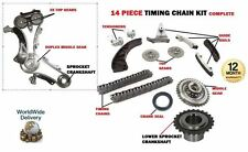 FOR HYUNDAI KIA D3EA D3FA D4FA D4FB D4FC NEW TIMING CHAIN + GEAR + SPROCKET KIT