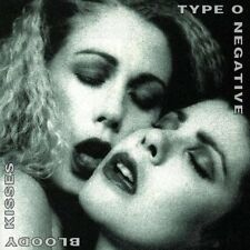 Bloody Kisses [LP] by Type O Negative (Vinyl, Feb-2007, Roadrunner Records USA)