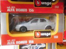 BURAGO ALFA ROMEO 156  COD. 4111 1/43  FONDO DI MAGAZZINO VINTAGE TOYS