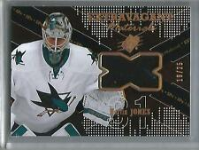 Martin Jones 16/17 SPX Game Used Jersey Patch #19/25