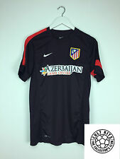 ATLETICO MADRID 13/14 Training Shirt (M) Soccer Jersey Nike Football