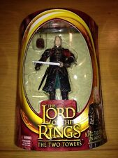 2002 The Lord Of The Rings The Two Towers King Theoden In Armor MOC Toy Biz