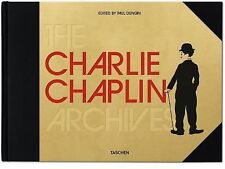 Charlie Chaplin Archives  BRAND NEW FACTORY SEALED WITH FILMSTRIP FREE SHIPPING