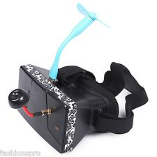 4.3 inch 5.8G 32CH 320 x 200 RC Vision Headset FPV Goggle Video Glass