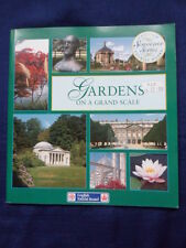 English tourist board Gardens on a grand scale souvenir series