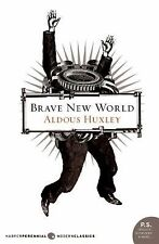 Brave New World by Aldous Huxley (Paperback) 978-0060850524