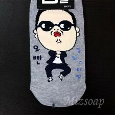 PSY / KPOP Korean super star character socks / Gangnam style /men socks/ 1 pairs