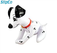 INFLATABLE DOG 50CM DALMATION ANIMAL FANCY DRESS PROP NEW