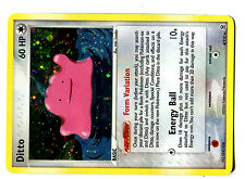 POKEMON  FIRE RED LEAF GREEN HOLO N°   4/112 DITTO (Mint)