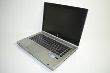 "Lot of 5 - HP EliteBook 8470p Core i5-3320M 2.6GHz 4GB 320GB 14"" Laptop  C4567US"