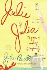 Julie and Julia: My Year of Cooking Dangerously, Julie Powell, 0316013269, Book,